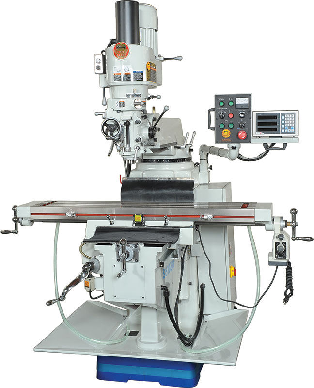 south bend milling machine